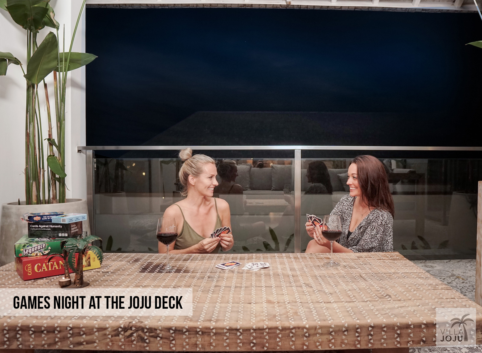 Games Night at the JOJU Deck